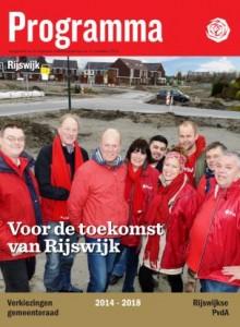 PvdA Verkiezingsprogramma 2014-2018 vk