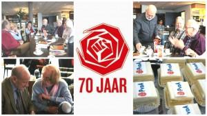 Koffie ochtend 70jaar PvdA 20160212